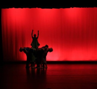 "ArabesK Dance Collective performs ""Unified Whole"""